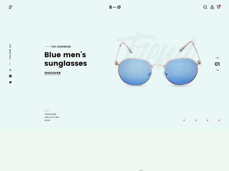 BOSCO – Responsive E-commerce PSD Template