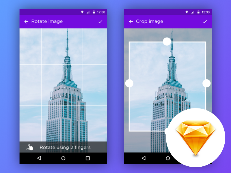 FREEBIE - Image Editor for Android, iOS preview picture
