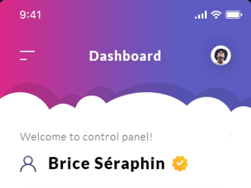 Energy Dashboard & Control Panel