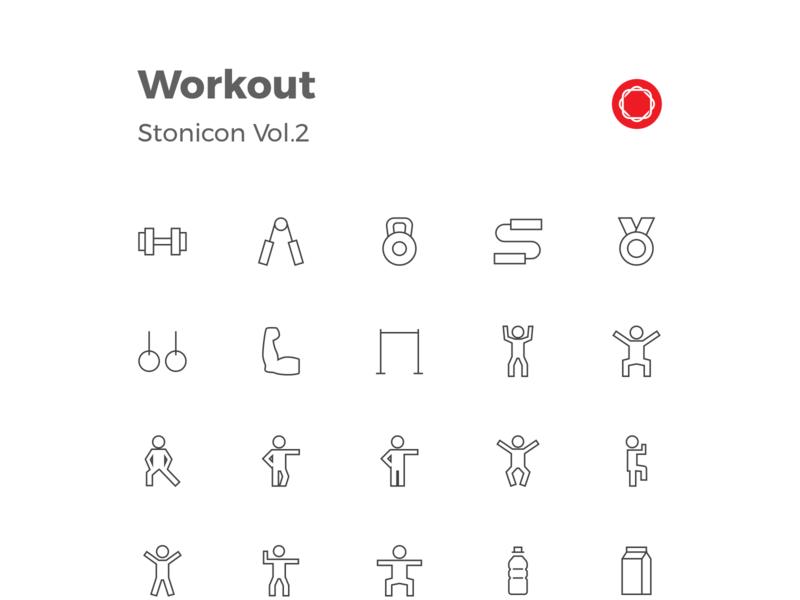 400+ Stonicons 2.0