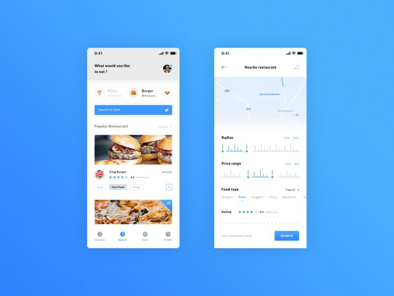 Food - iOS App