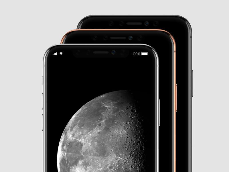 iPhone X Mockup Pack