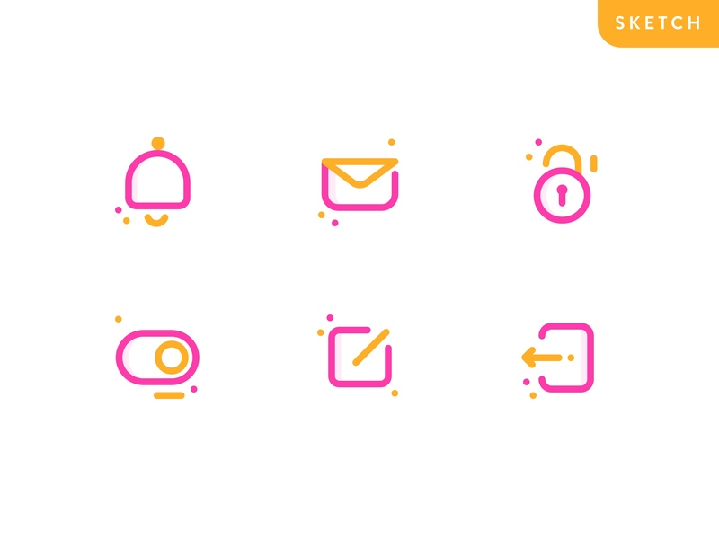 App Icon Freebie [Sketch]