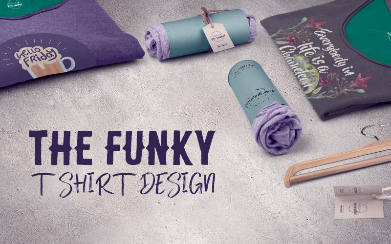 Free 20 Grunge Edition T-shirt Designs