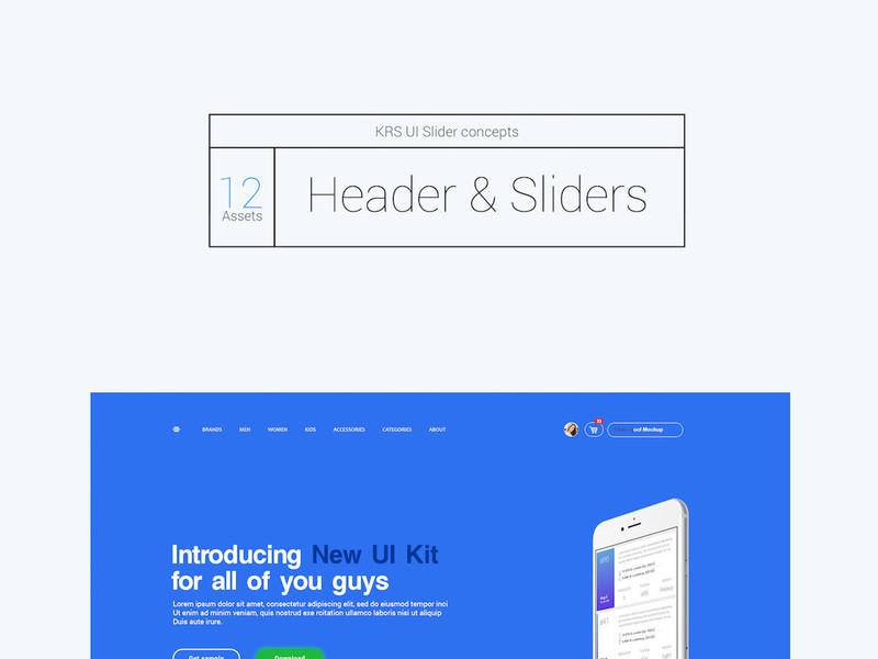 KRS UI Interface Kit
