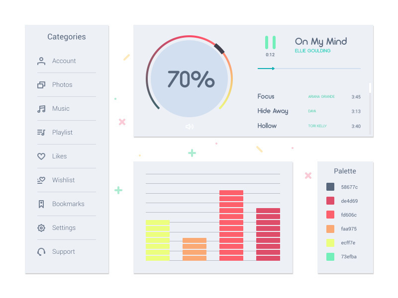 Firework UI Kit